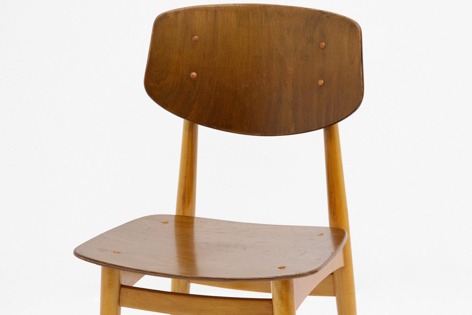 北欧,デザイナーズ,家具,ボーエモーエンセン,椅子,2脚,セット