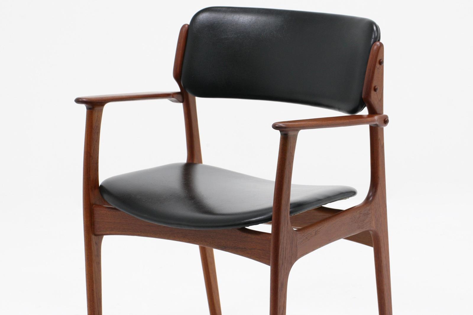 北欧,アームチェア,エリックバック,ヴィンテージ,椅子