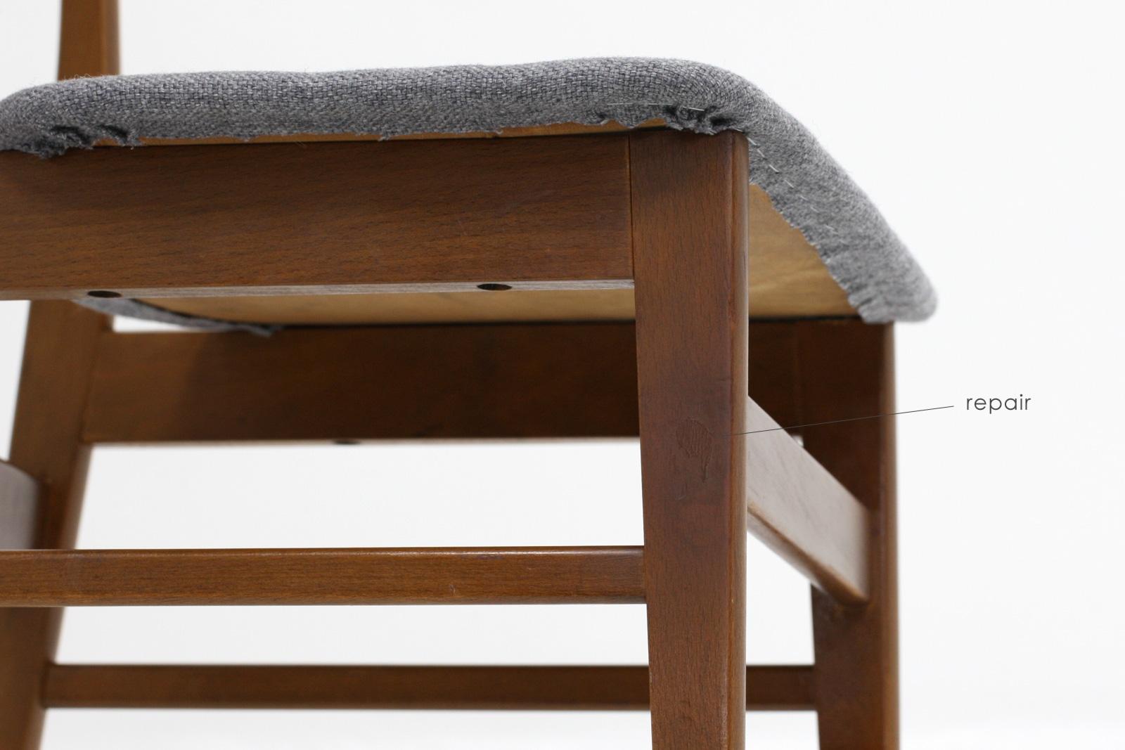 ヴィンテージ,北欧,家具,ダイニングチェア,4脚セット