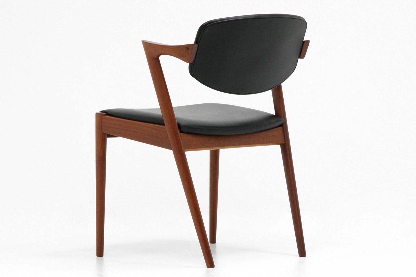 北欧,カイクリスチャンセン,no42,椅子,ヴィンテージ