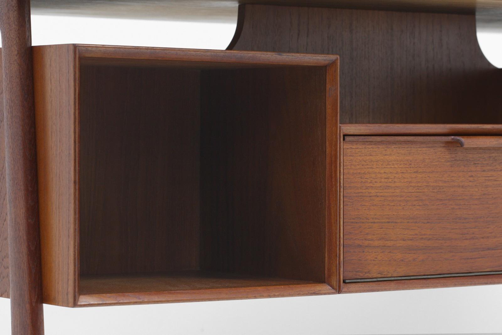 OMANNJUN,オーマンジュン,model75,両袖,デスク,北欧,家具