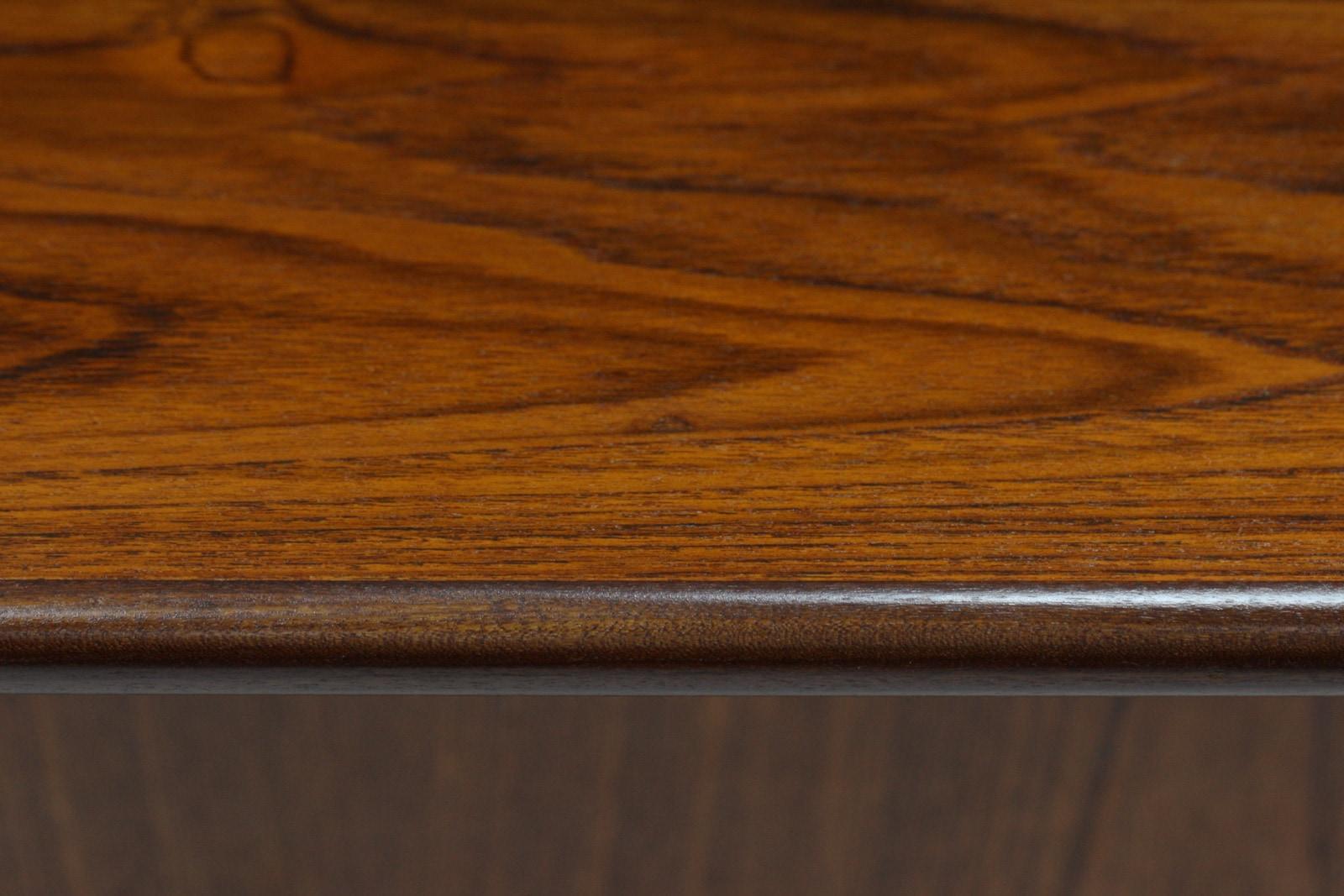 ヴィンテージ,北欧,家具,ライティングビューロー,丸い取っ手