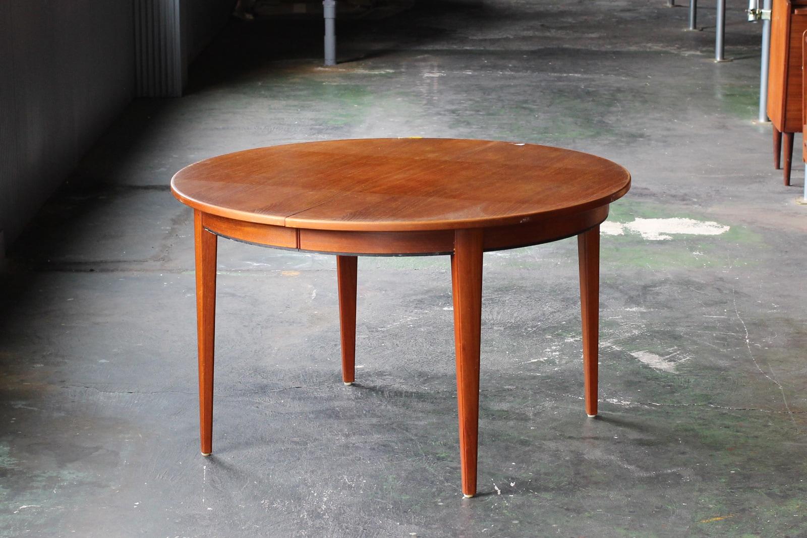 北欧,ダイニングテーブル,Omann jun,オーマン・ジュン,丸型