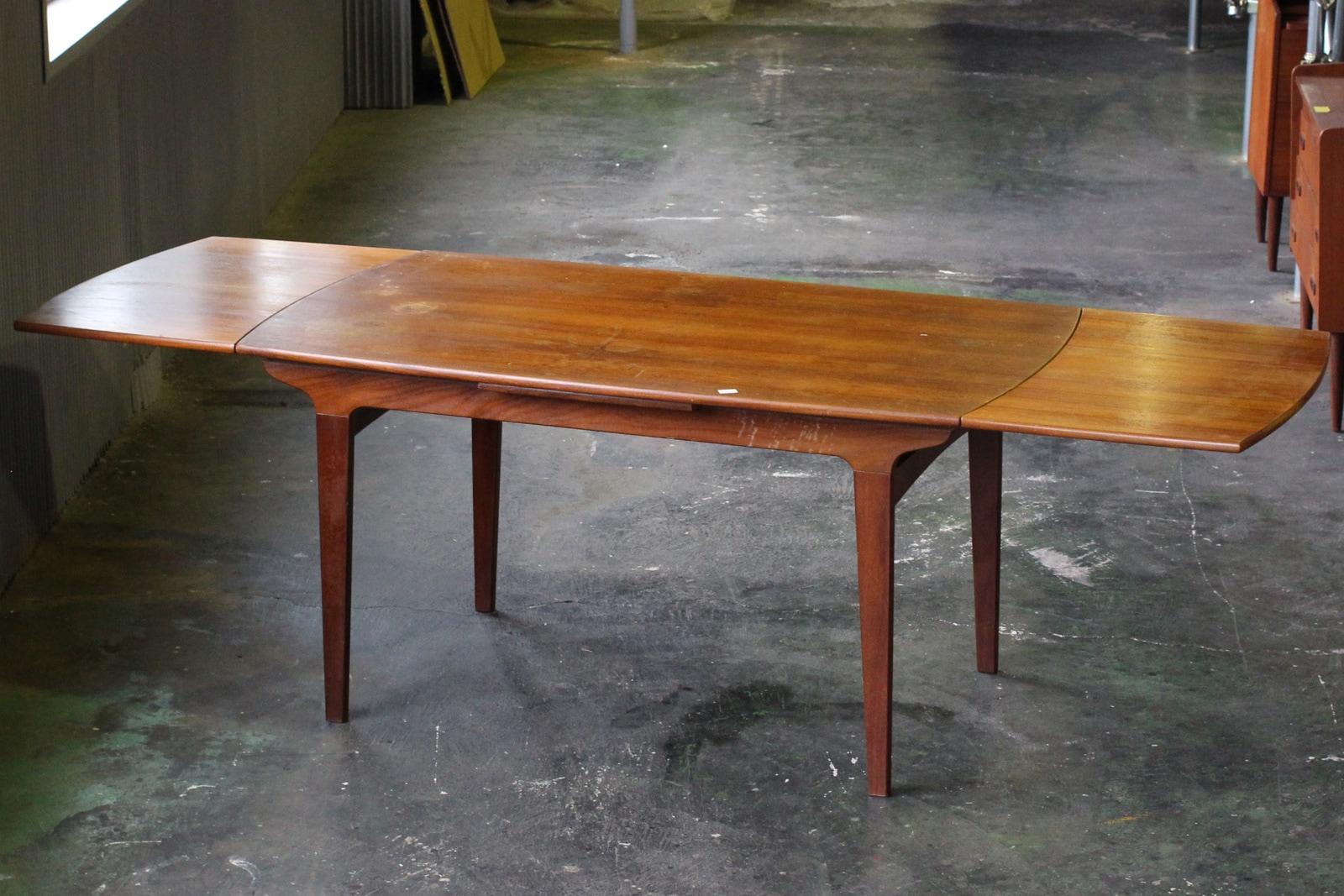 ヴィンテージ,北欧,家具,デンマーク,ダイニングテーブル,幅150cm