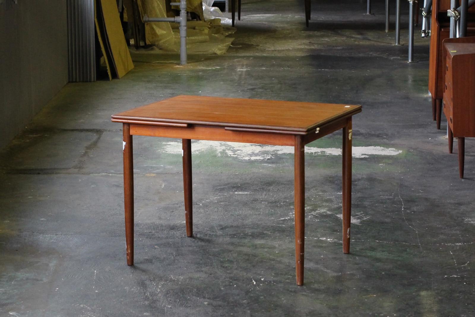 ヴィンテージ,北欧,家具,ダイニングテーブル,幅100cm,小さめ