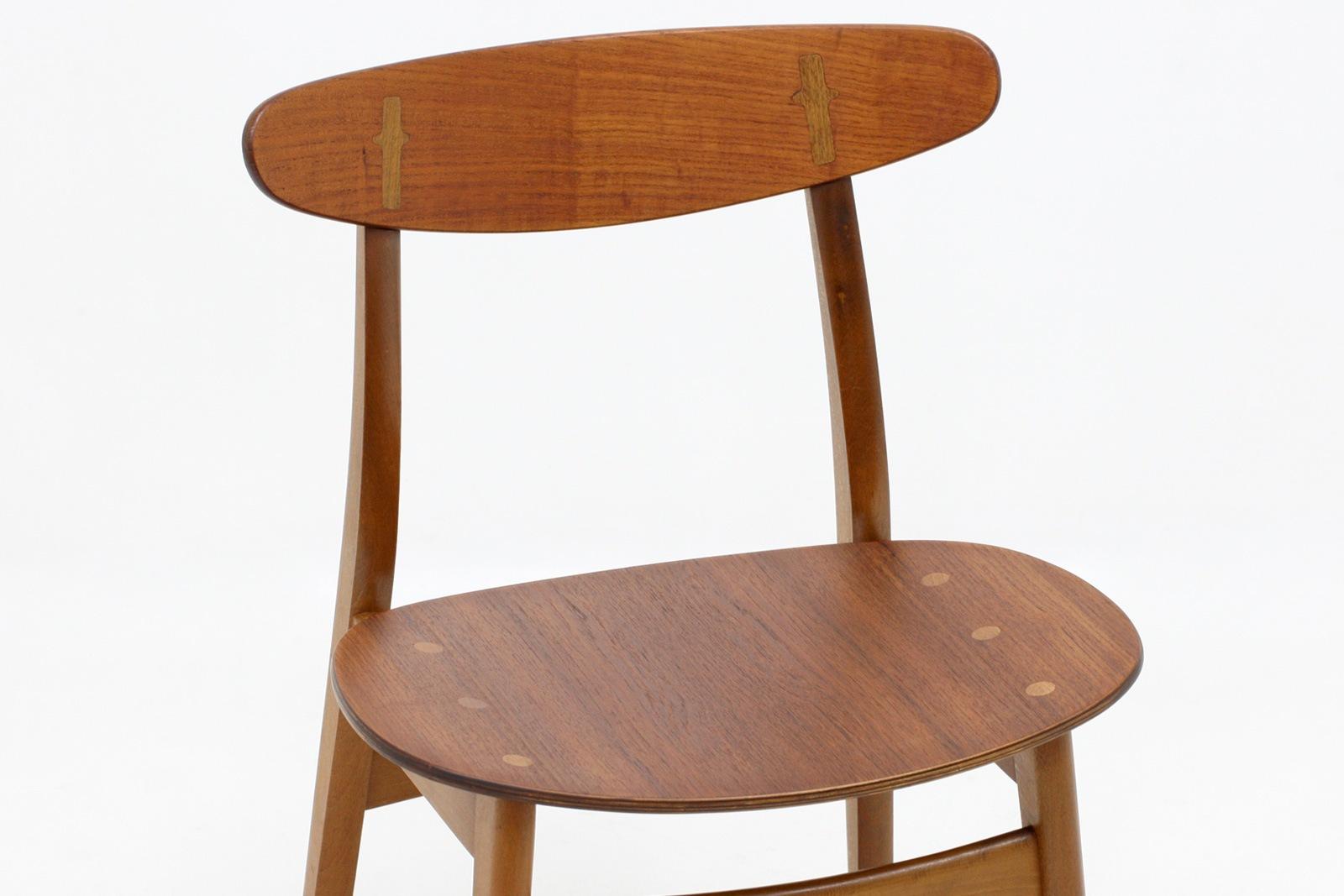 北欧,ヴィンテージチェア,ハンスJウェグナー,CH30,名作椅子,チーク材