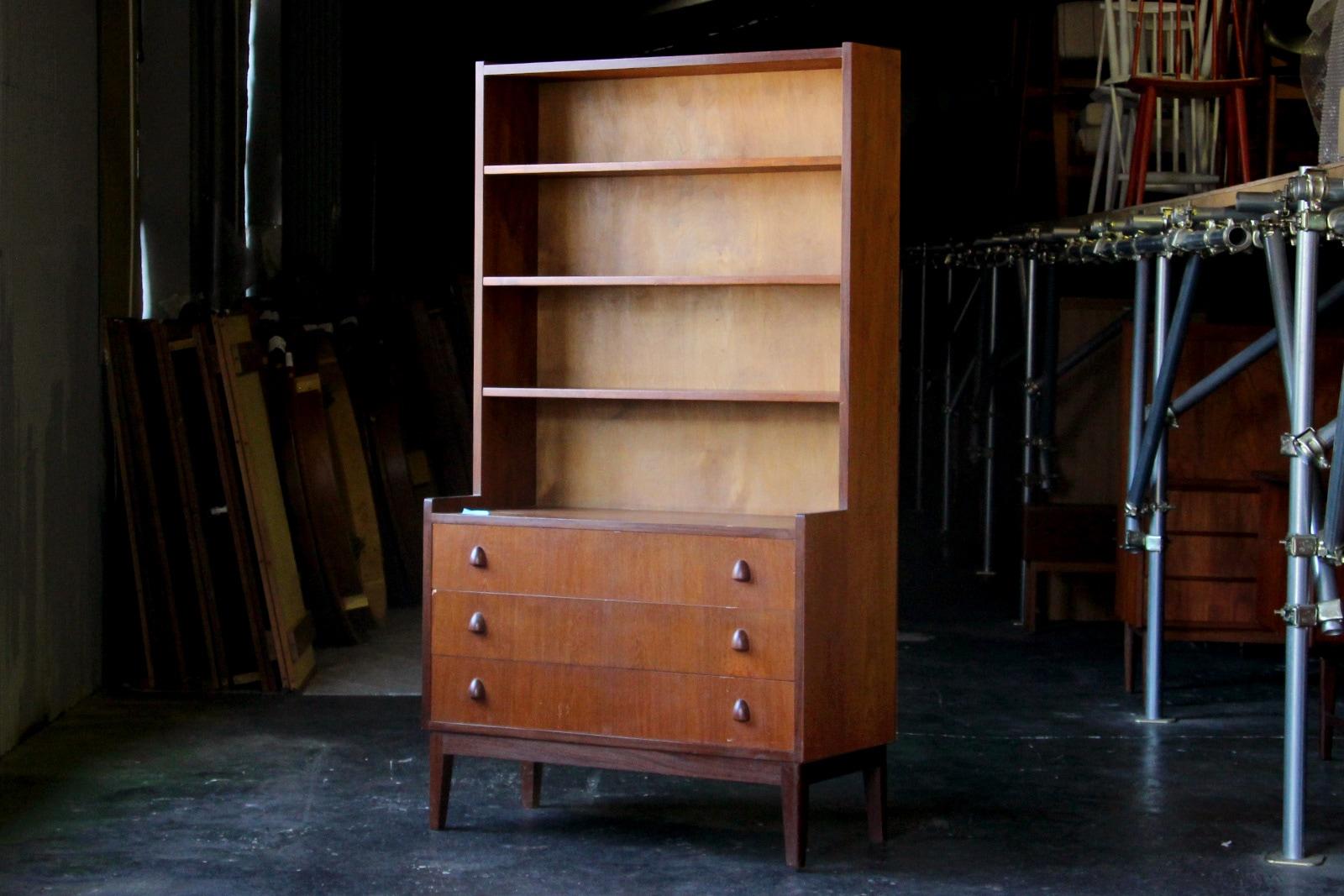 北欧,デンマーク,家具,シェルフ,本棚,ベル型取手