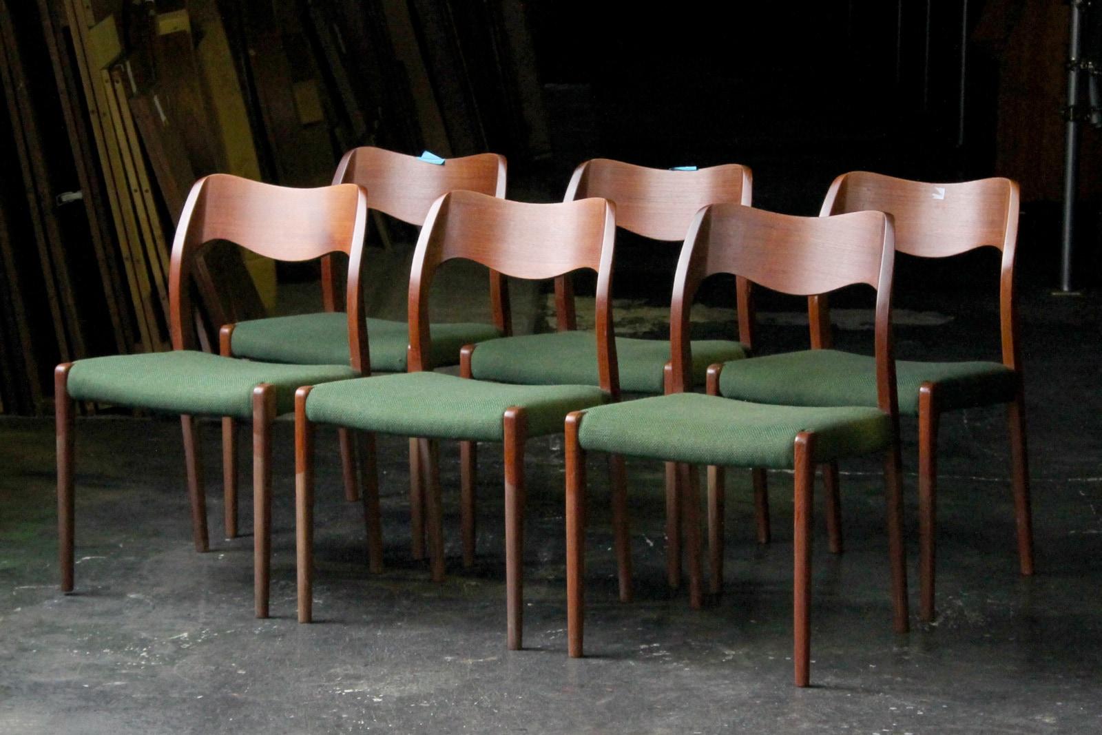 北欧,ヴィンテージ,JLMoller,JLモラー,NO71,名作椅子