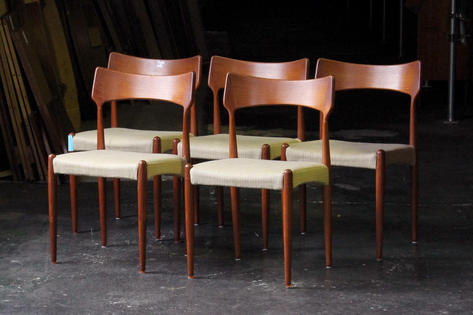 北欧,デンマーク,椅子,BernhardPedersen&Son,model142