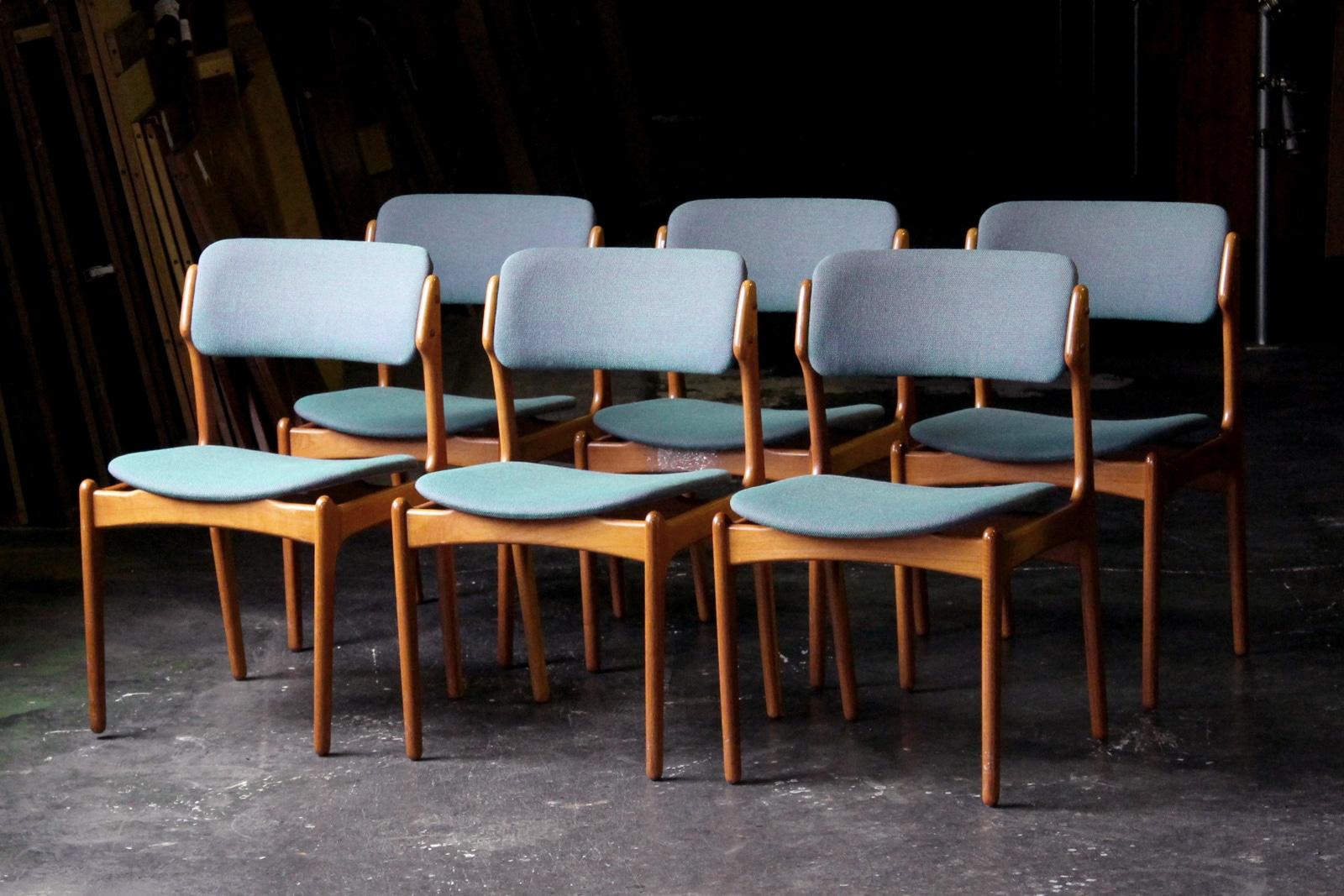 北欧,ミッドセンチュリー家具,ErikBuch,model49,チェア