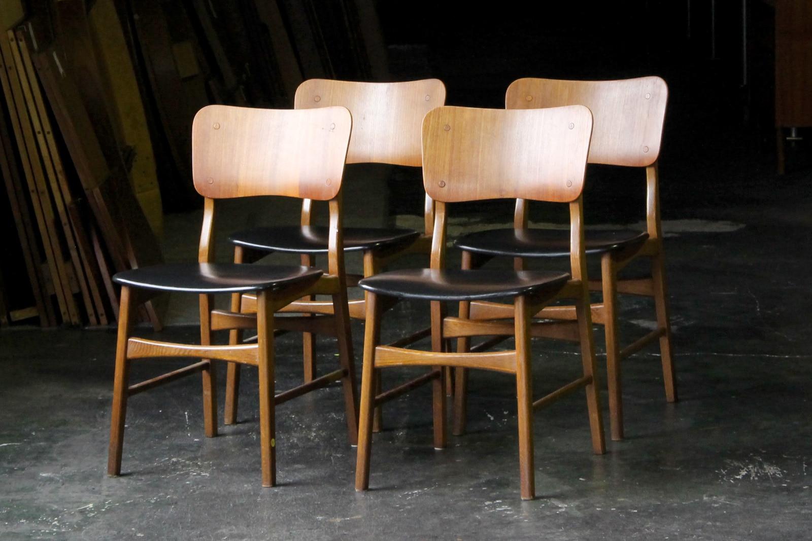 北欧,ヴィンテージ,家具,イプコフォードラーセン,ダイニングチェア,椅子