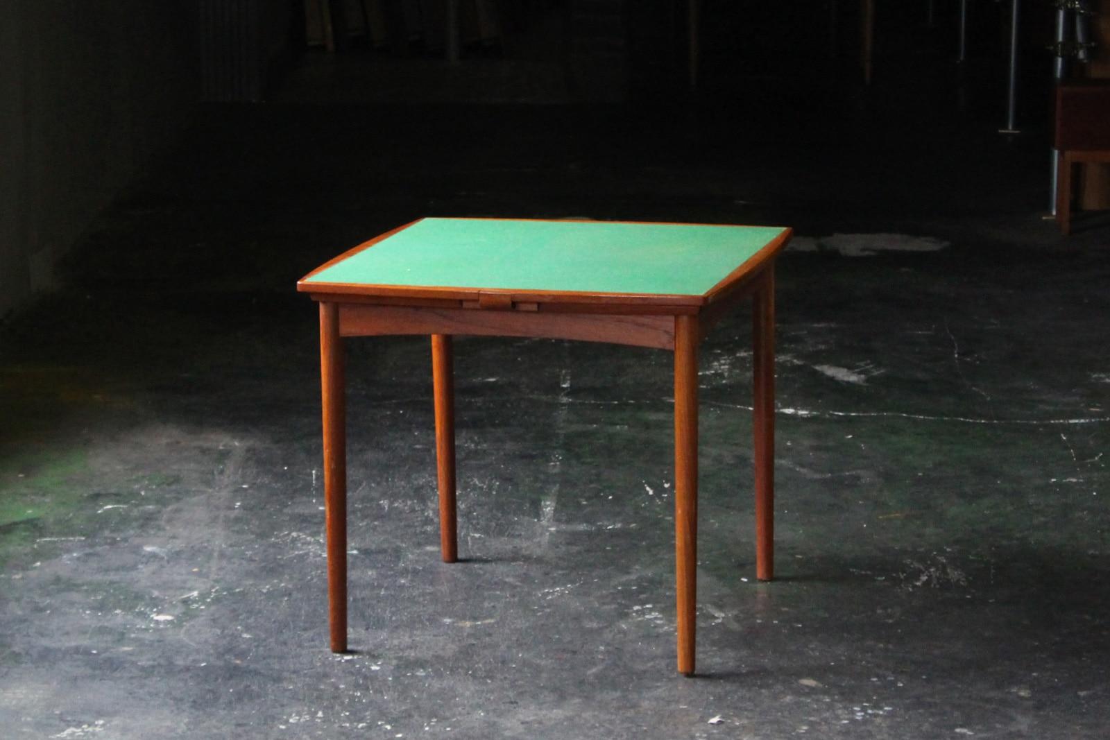 北欧,ヴィンテージ,家具,CHOmobler,ダイニングテーブル,正方形,80cm