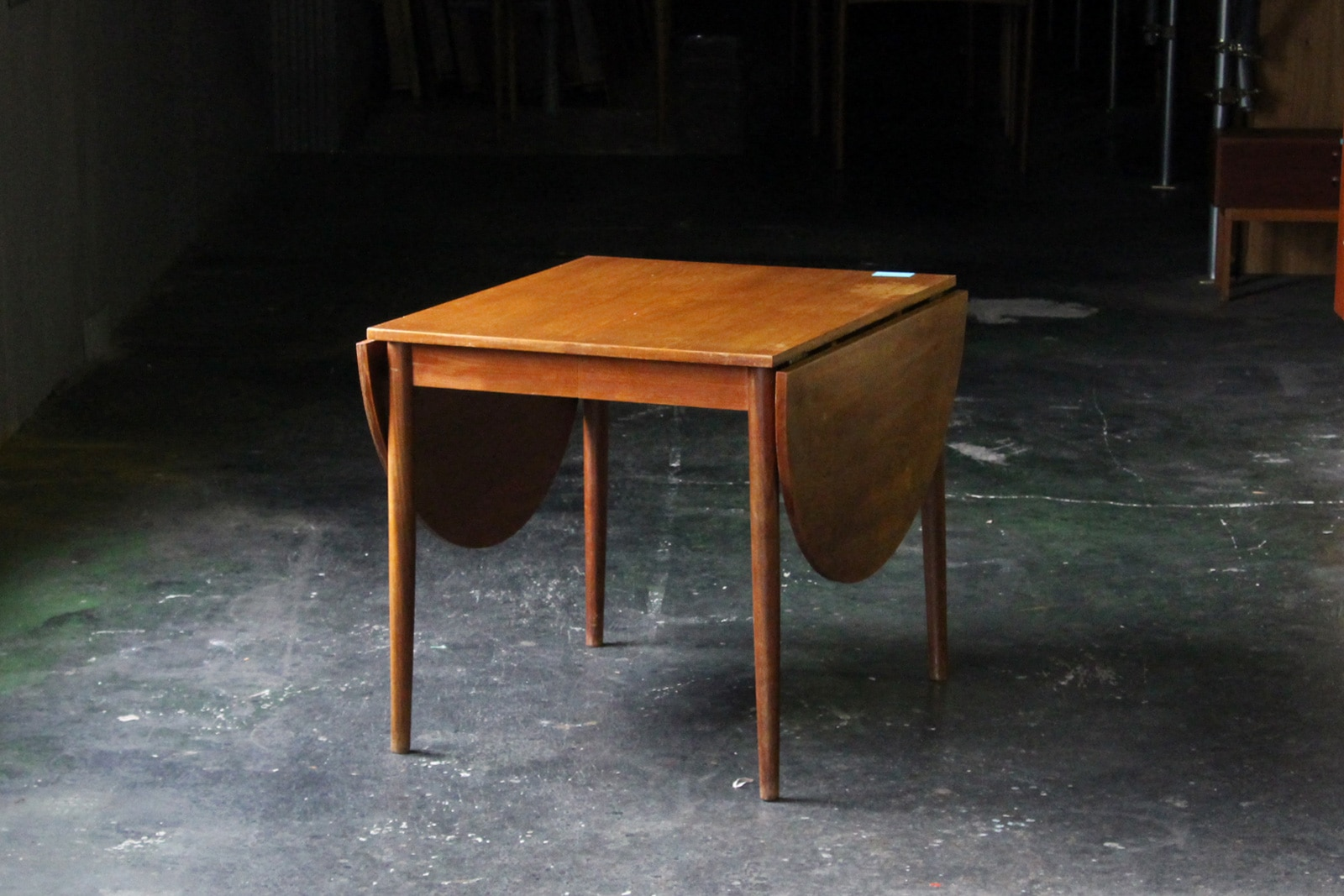北欧,デンマーク,家具,ダイニングテーブル,バタフライ,チーク材