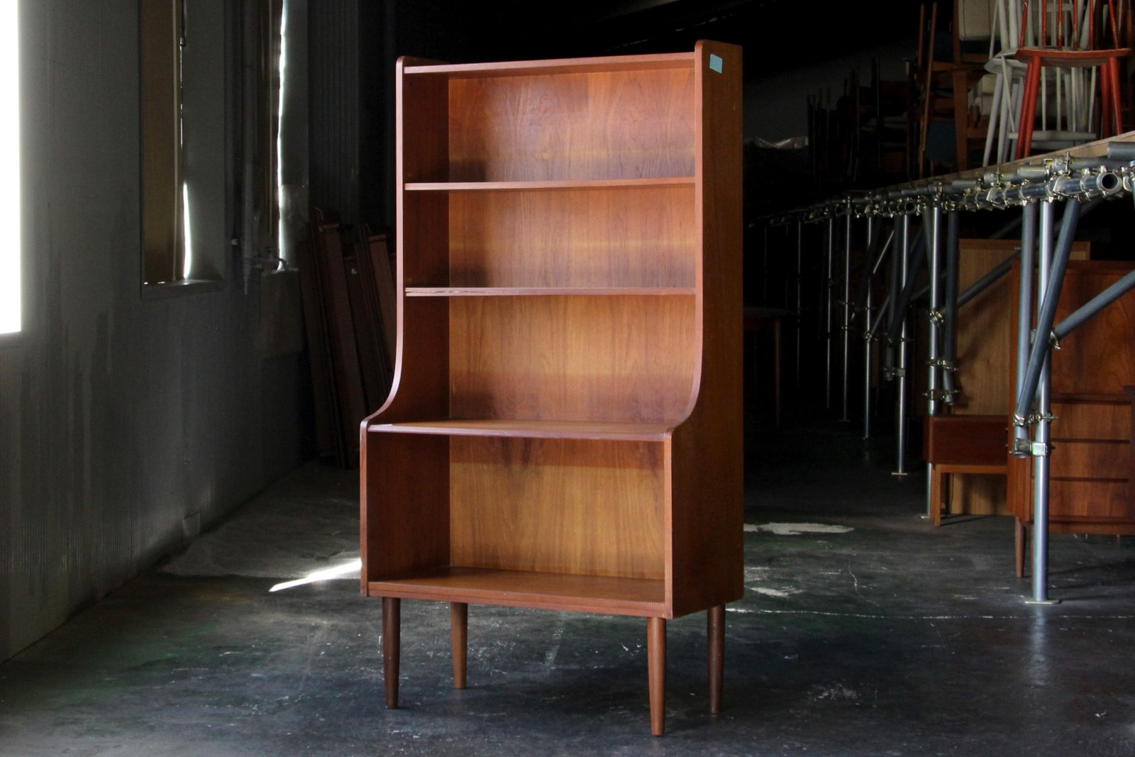 北欧,デンマーク,家具,ブック,シェルフ,本棚