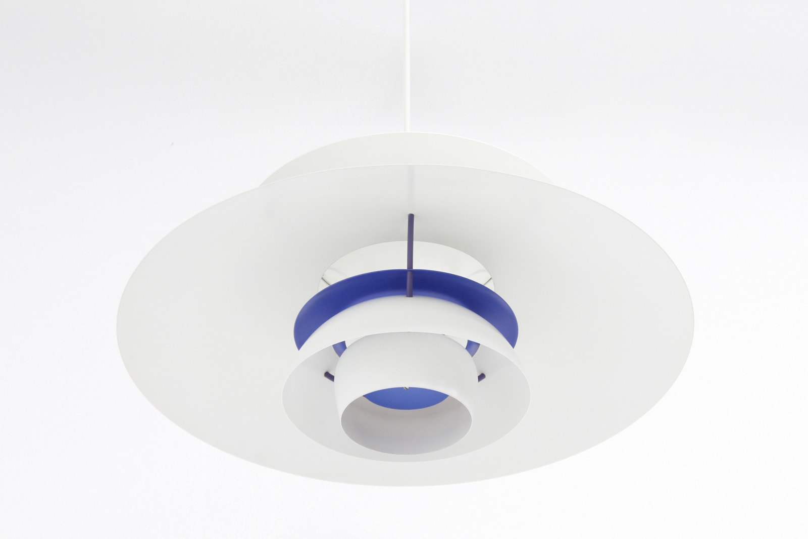 LouisPoulsen,ルイスポーセン,PH5,白,中古,照明