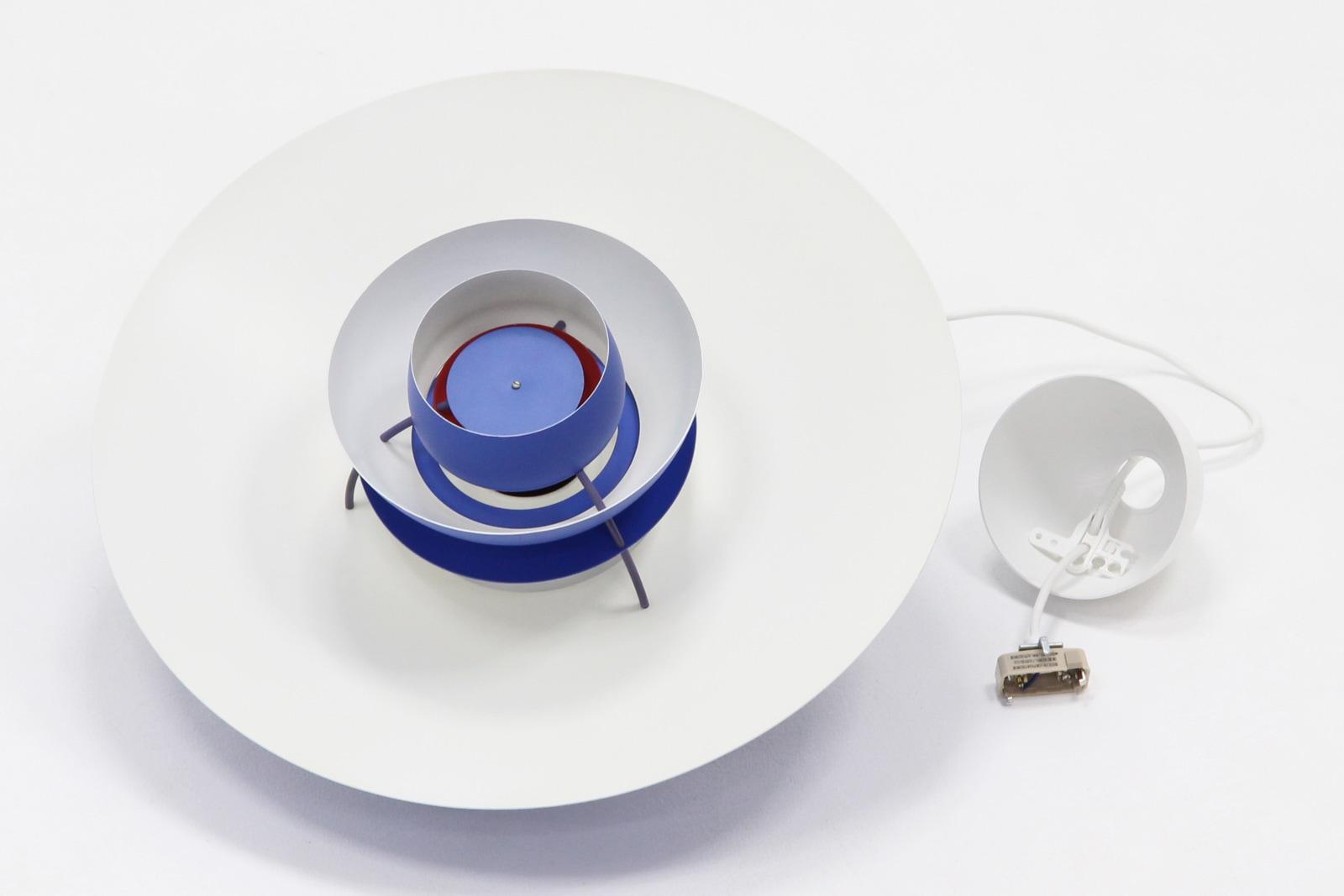 ルイスポールセン,PH5,照明,青