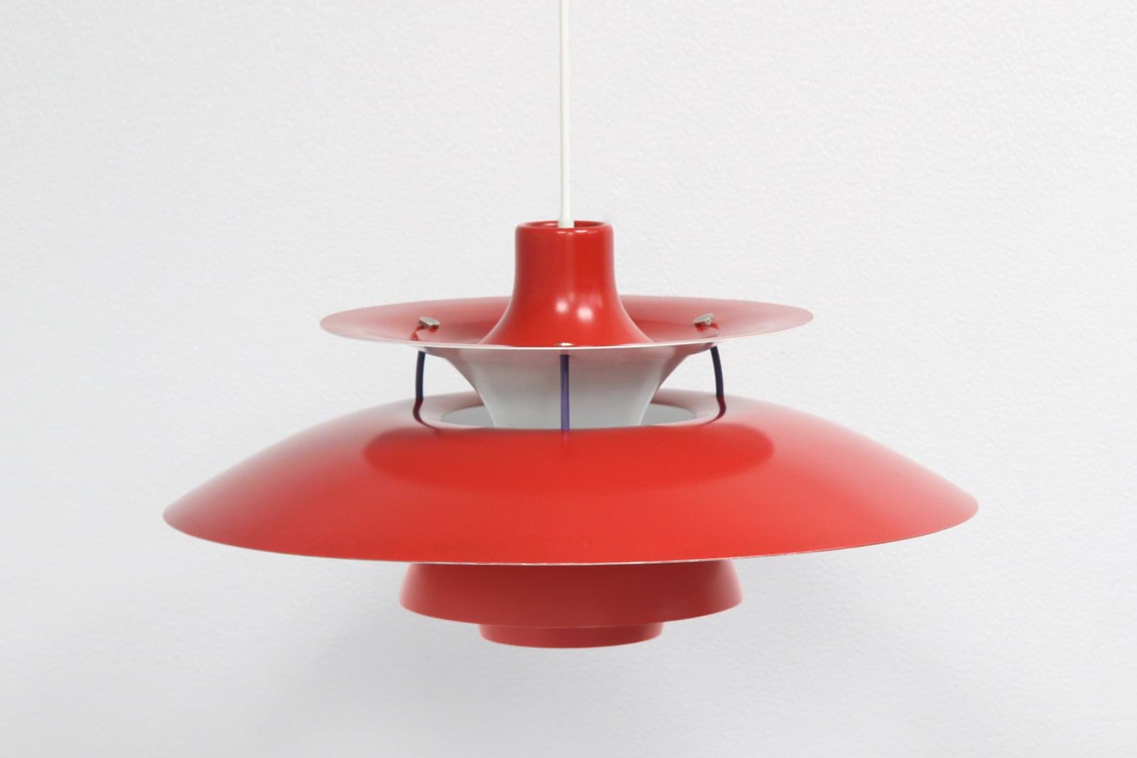 ルイスポールセン,PH5,赤
