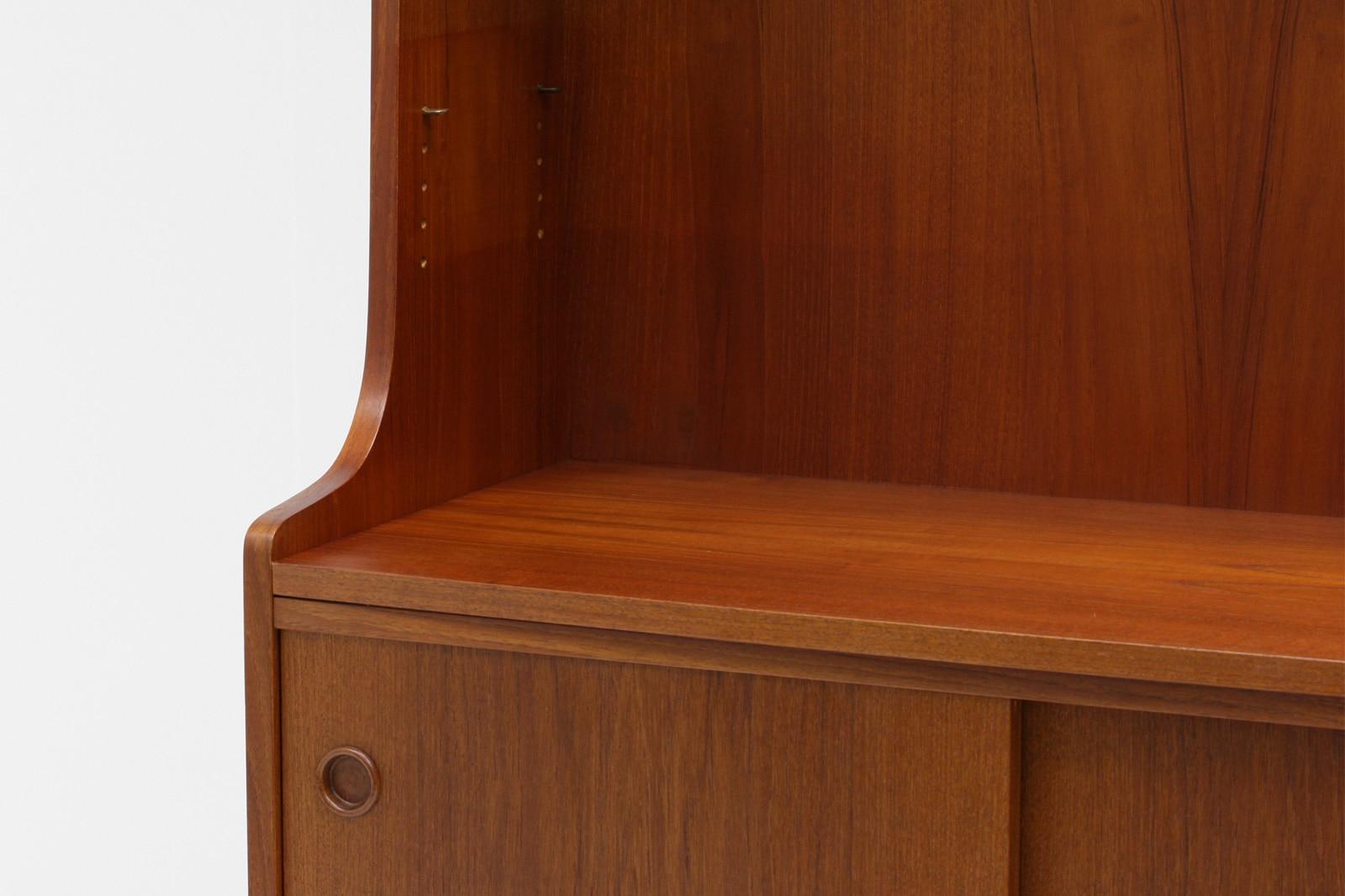 ヴィンテージ,北欧,家具,チーク材,本棚,ブックシェルフ