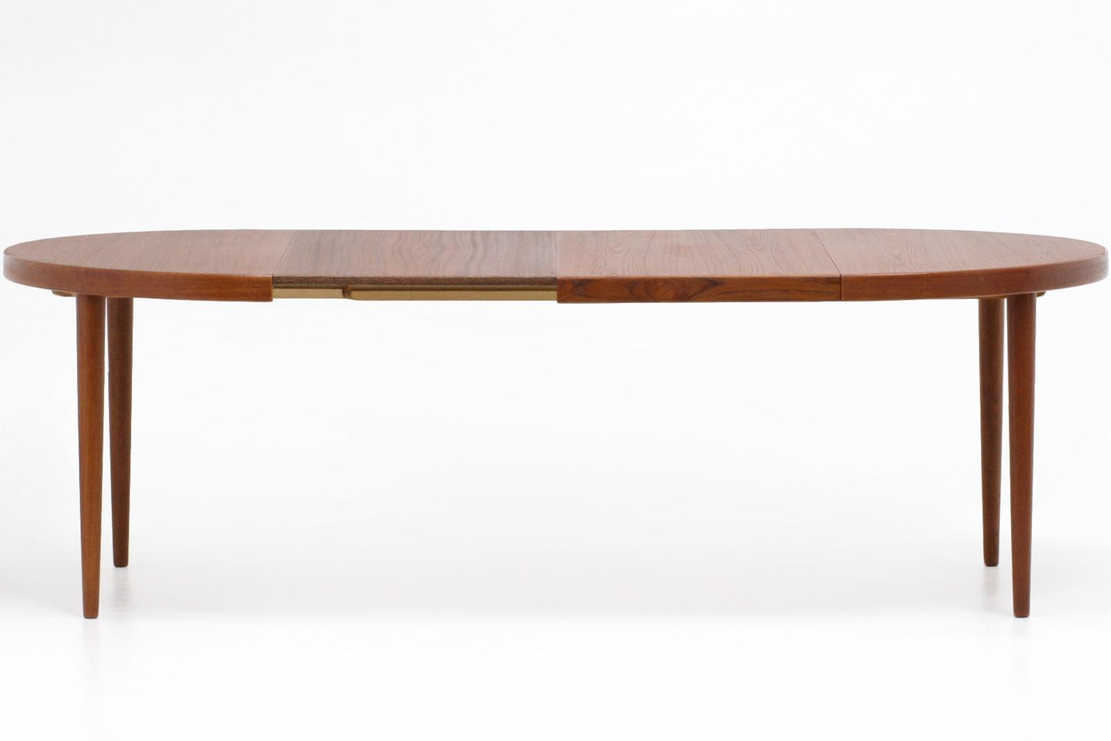 北欧,ダイニングテーブル,丸,カイクリスチャンセン