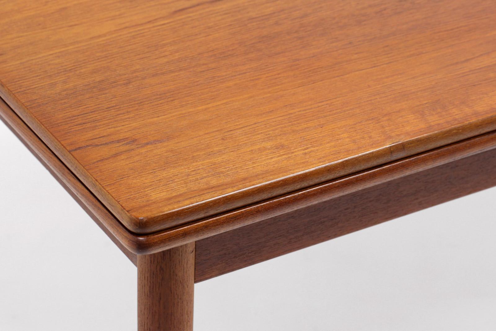 ヴィンテージ,北欧,家具,ハンス・J・ウェグナー,ダイニングテーブル,長方形