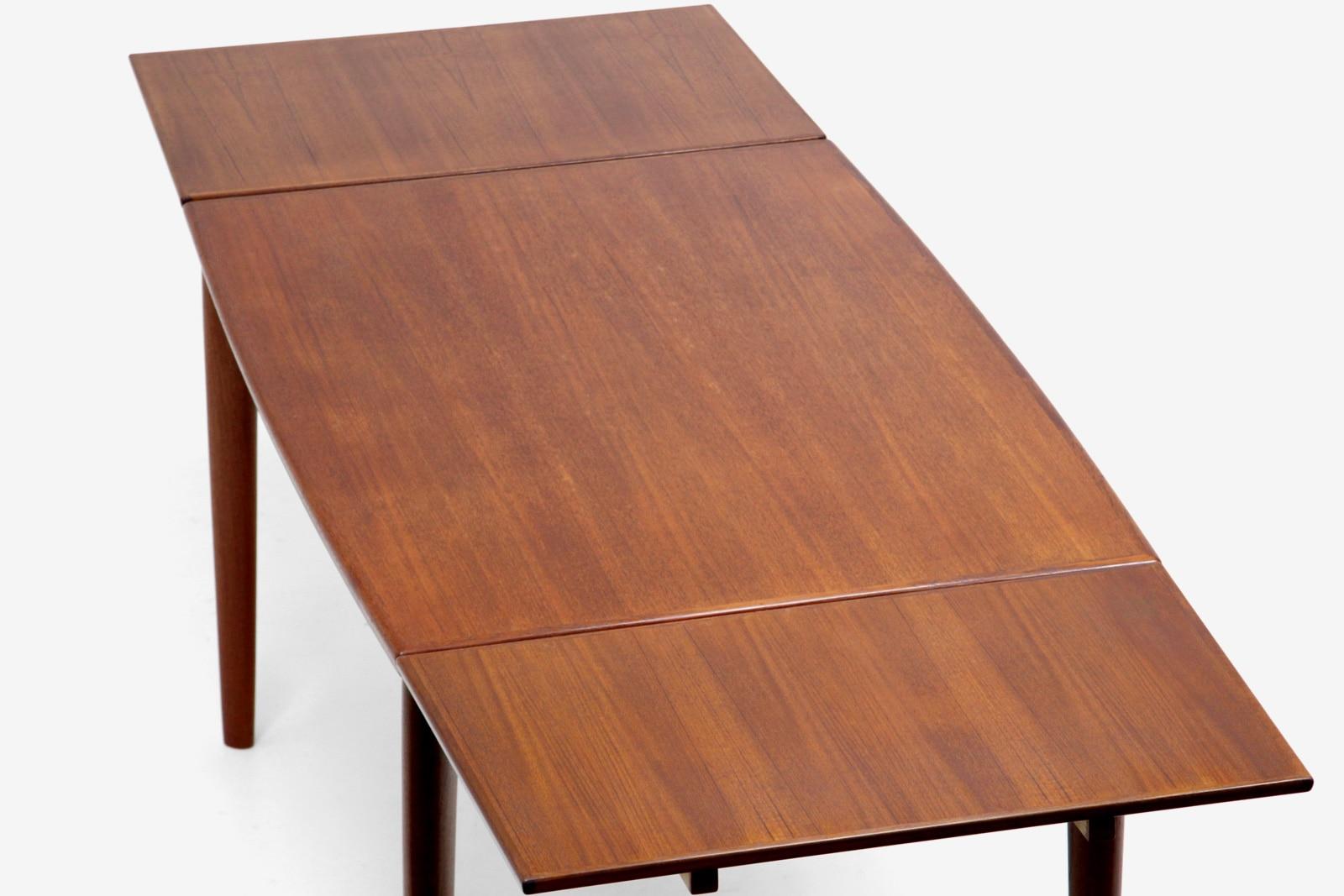 グレーテヤルク,ダイニング,テーブル,伸長式,ドローリーフ