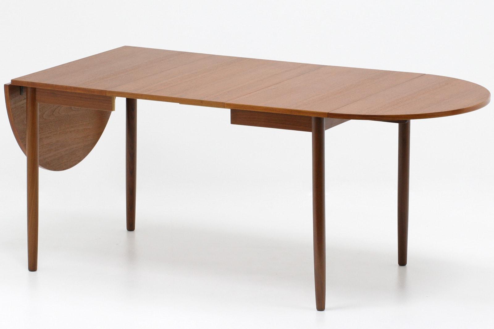 ヴィンテージ,北欧,家具,バラフライ,ダイニングテーブル,楕円形