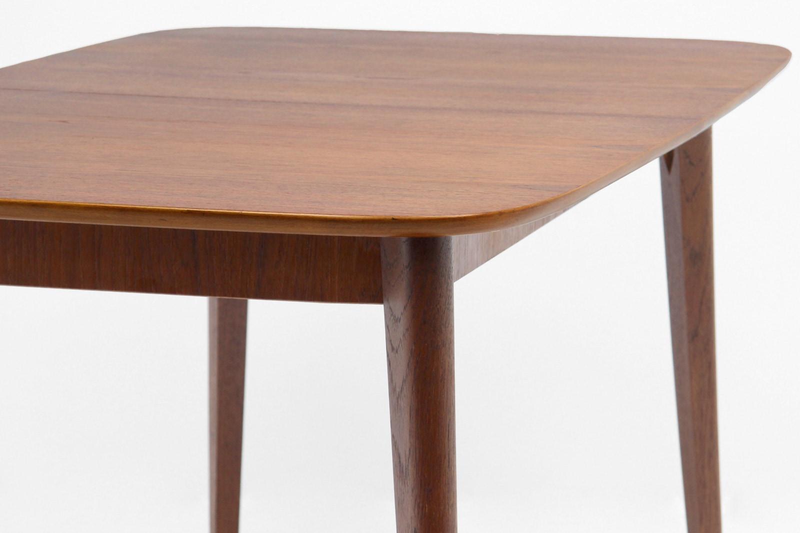 北欧,ダイニングテーブル,エクステンション,125cm