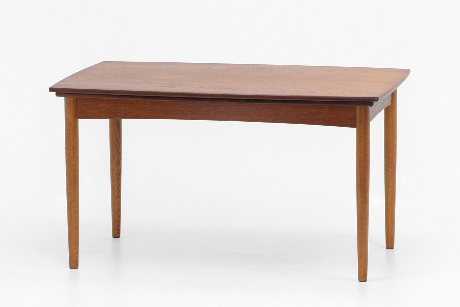 デンマーク,ダイニングテーブル,ヴィンテージ,伸長式,135cm