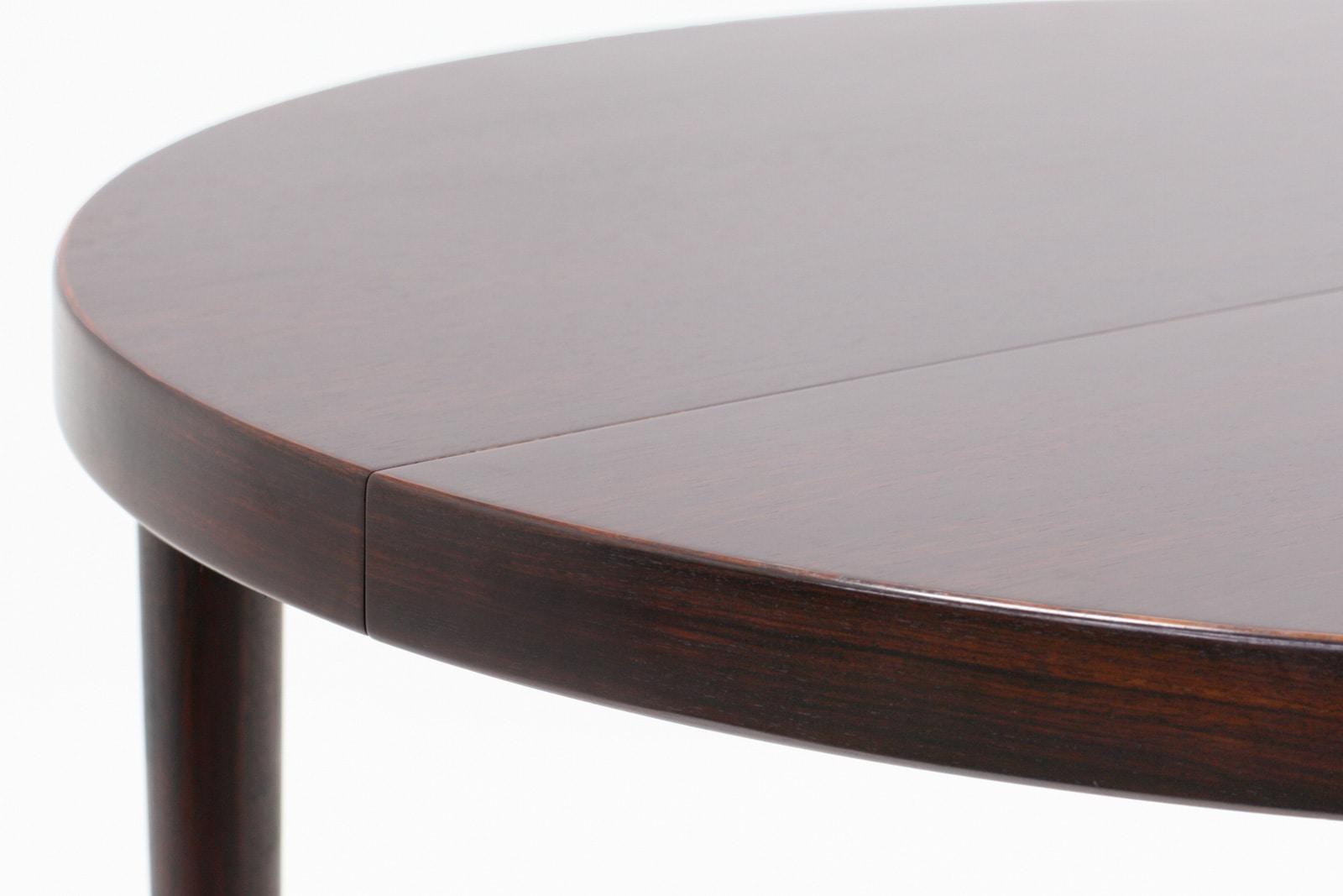 北欧,ヴィンテージ,家具,カイクリスチャンセン,丸型,ダイニングテーブル