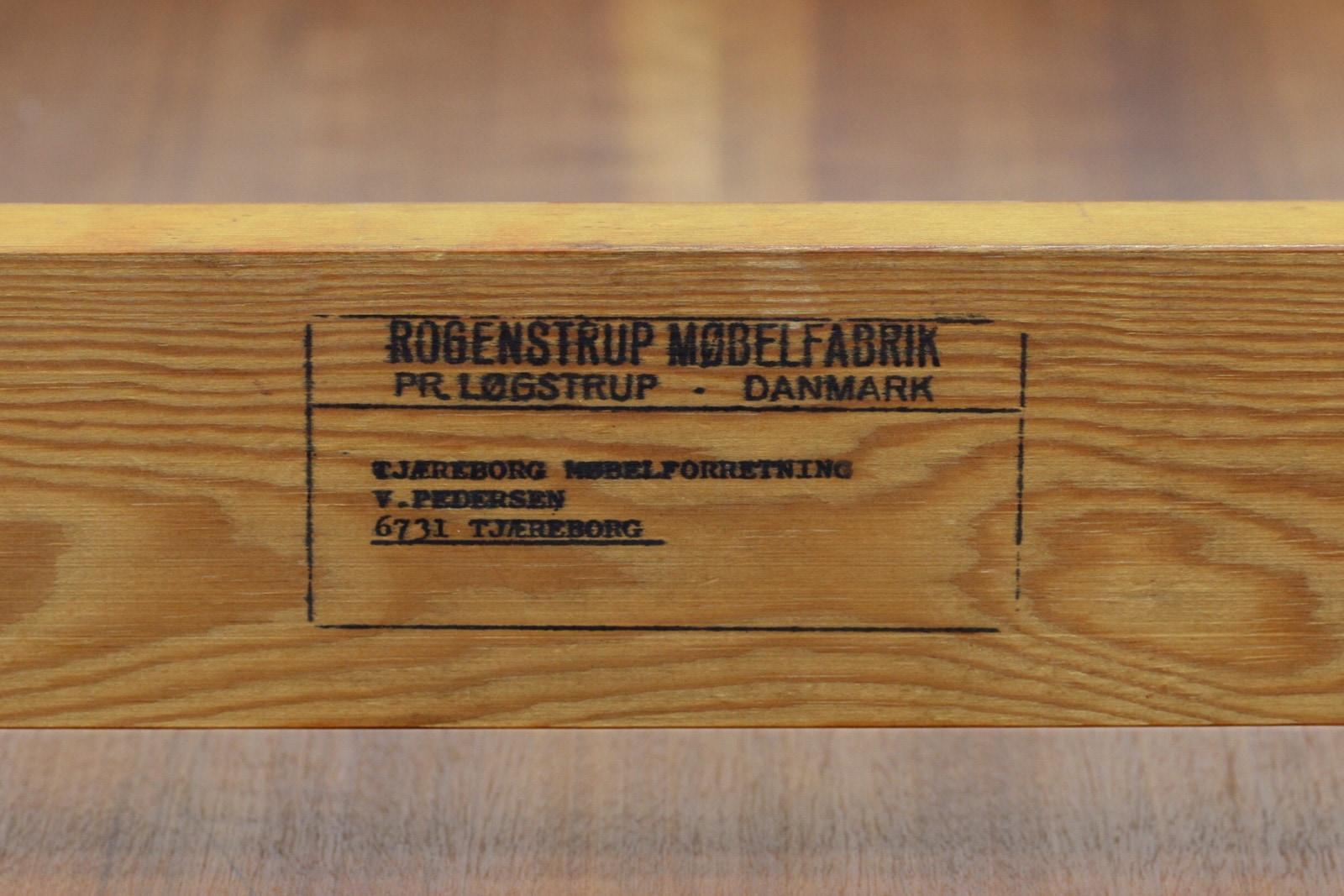 Rogenstrup Mobelfabrik,北欧,ダイニングテーブル,120cm