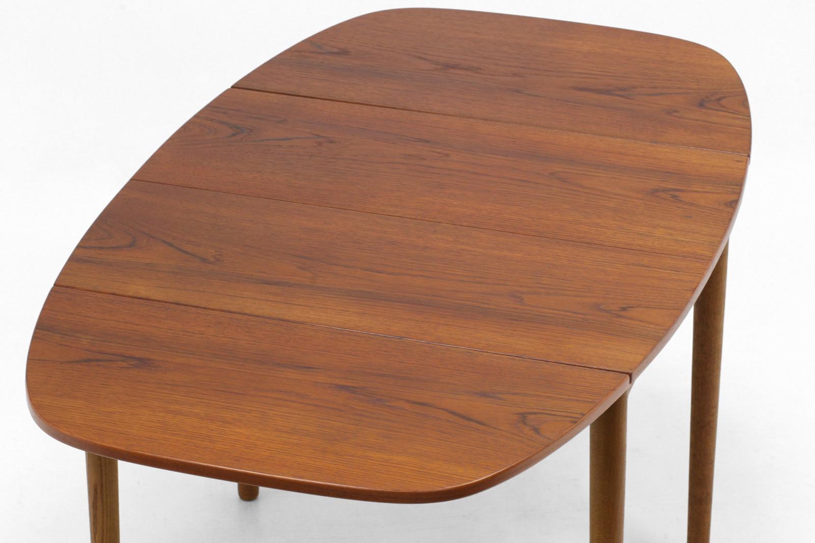 ダイニングテーブル,北欧,バタフライ,P.JEPPESEN