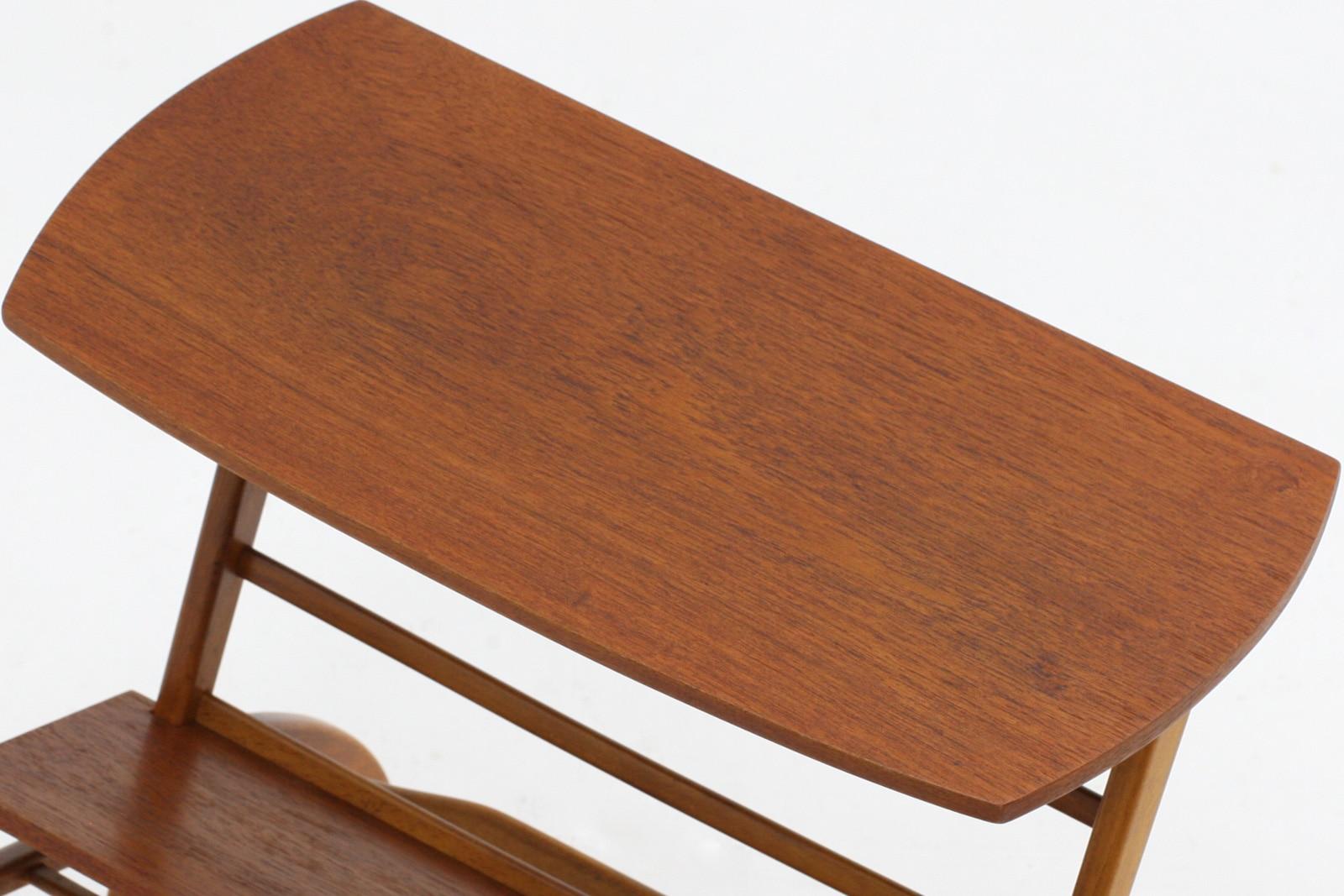 サイドテーブル,マガジンラック,デンマーク