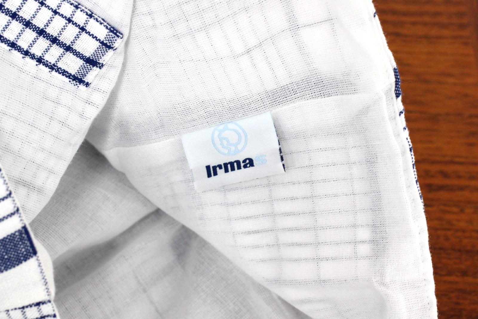 Irma,イヤマ,トートバッグ,デンマーク,北欧雑貨