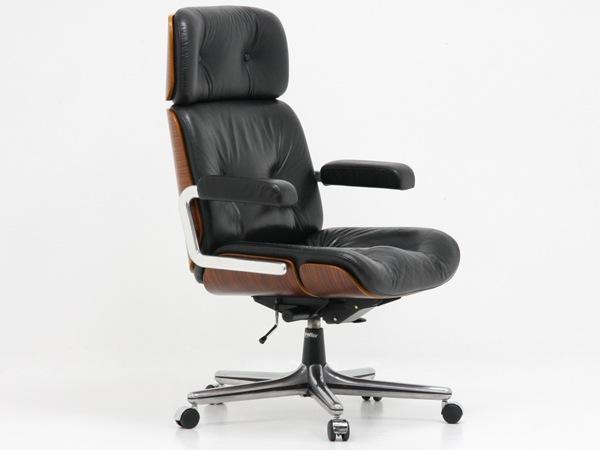 ジロフレックス82,パサール,オフィスチェア,プライウッド,椅子,ミッドセンチュリー