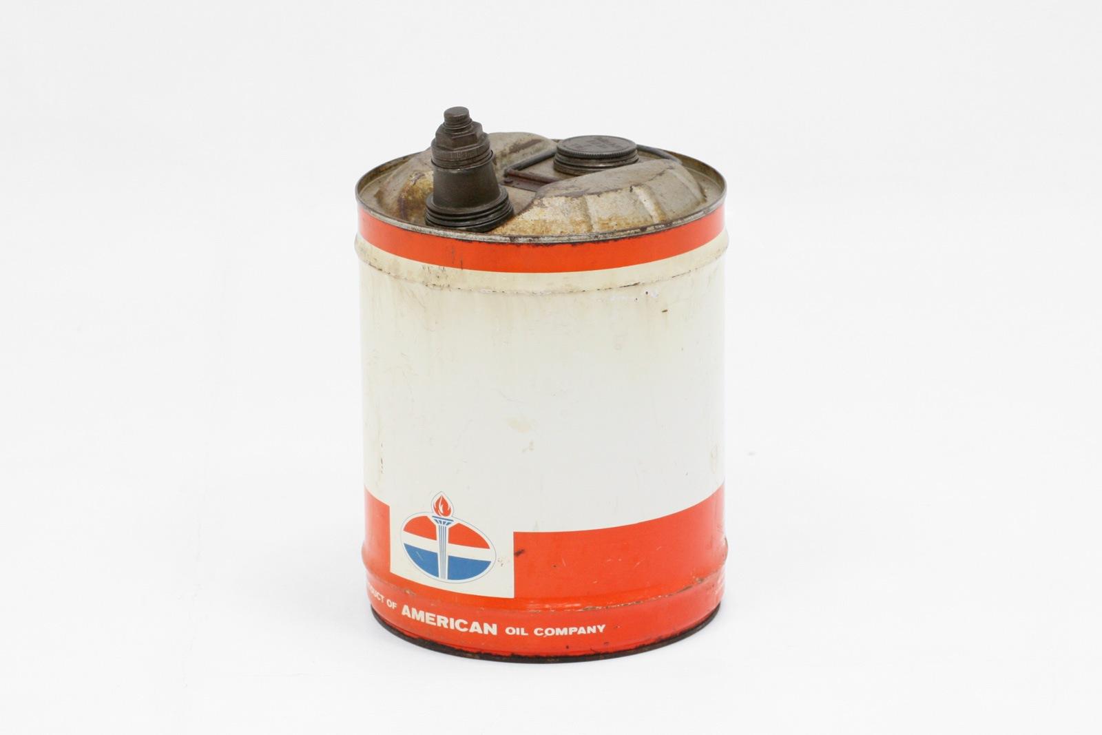 ヴィンテージ,アメリカ,オイル缶,AMERICANOILCOMPANY
