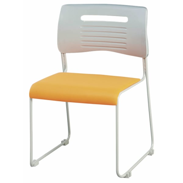 パイプ椅子と台車セット