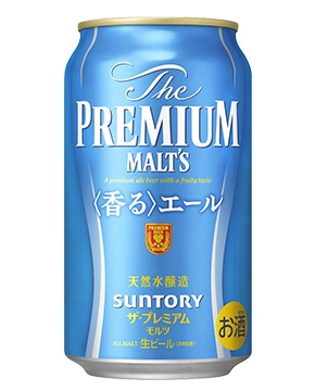 ザ・プレミアム・モルツ〈香る〉エール 350ml×6缶パック