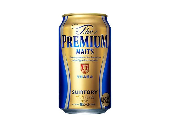 ザ・プレミアム・モルツ350mlx12缶