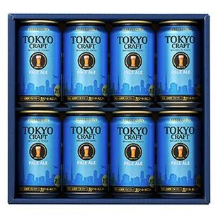 TOKYO CRAFT(東京クラフト)<ペールエール> 350ml×8缶セット