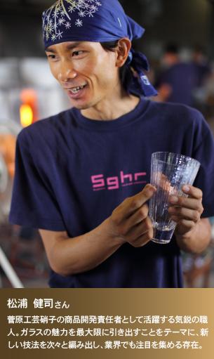 Goods Bar×Sghr 06:ハイボールグラス「CraFe」