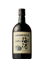 山崎蒸溜所貯蔵 焙煎樽仕込梅酒 660ml ¥1,321(税込)