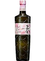 ジャパニーズクラフトリキュール 奏Kanade〈桜〉700ml ¥2,200(税込)