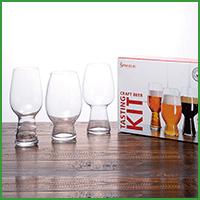 <クラフトビールグラス>『テイスティング・キット』