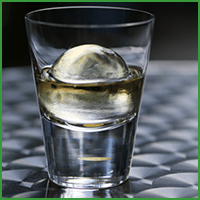 Goods Bar×Sghr 匠と創るウイスキーグラス 02:ロックグラス「艶月」(あでづき)