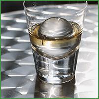 Goods Bar×Sghr 匠と創るウイスキーグラス 03:ロックグラス「霞月」(かすみづき)