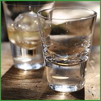 Goods Bar×Sghr 匠と創るウイスキーグラス02/03:ロックグラス「艶月(あでづき)/霞月(かすみづき) 」ペアセット