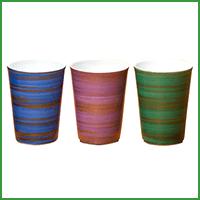 Arita Share Glassセット(ブルー、ピンク、グリーン各1色 3個セット)
