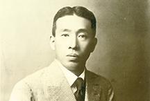 サントリー創業者・鳥井信治郎