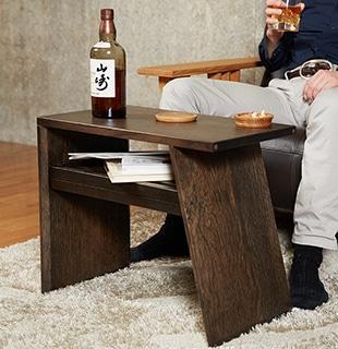 GSシリーズ サイドテーブル