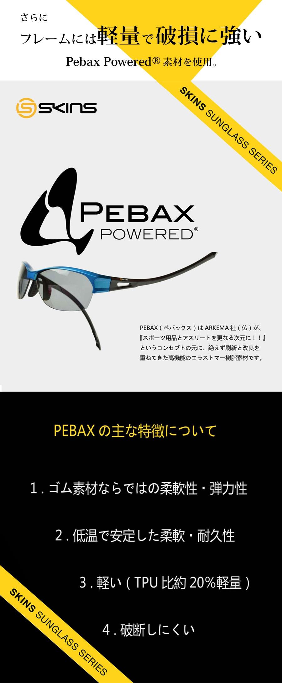 PEBAXの特徴